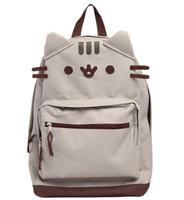 Isaac Morris Ltd Pusheen Cat Face Backpack