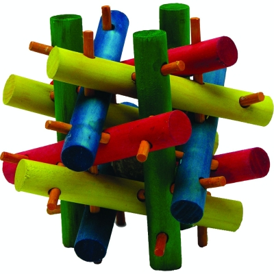 Kaytee Nut Knot Nibbler for Small Animals