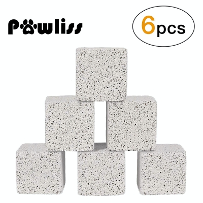 Pawliss Teeth Grinding Lava Block