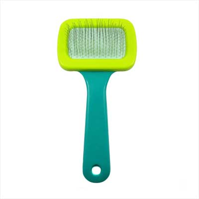 Alfie Pet Soft Slicker Brush for Small Animals
