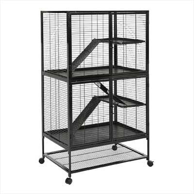 AmazonBasics Small Animal Metal Pet Cage