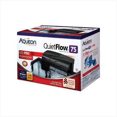 Aqueon QuietFlow LED PRO Aquarium Power Filter