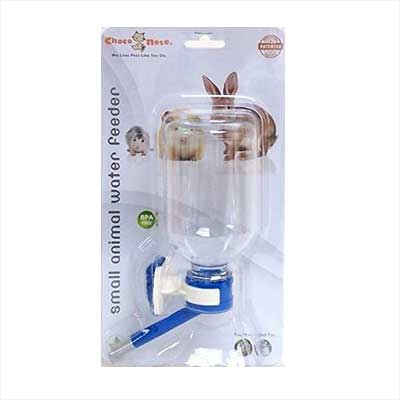 Choco Nose H128 Patented No Drip Small Animal Water Bottle