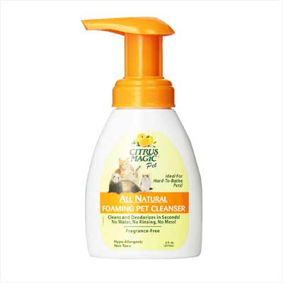 Citrus Magic Foaming Pet Cleanser