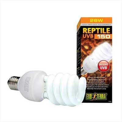 Exo Terra Reptile UVB Exo Terra Lamp