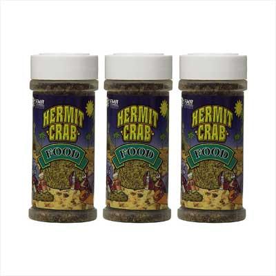 Florida Marine Research Hermit Crab Food
