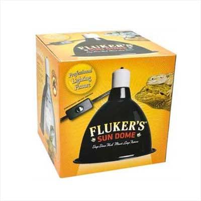 Fluker's Mini Sun Dome Reptile Lamp