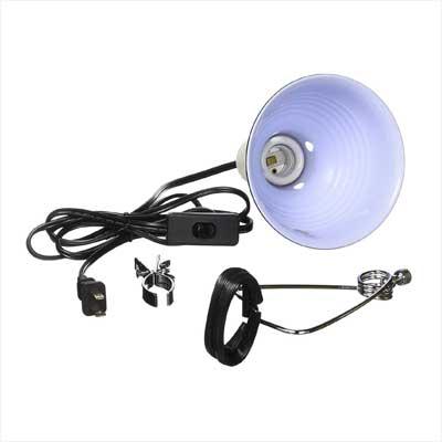 Fluker's 27002 Repta-Clamp Lamp