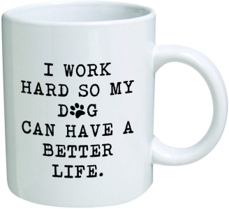 Funny Mug - Birthday Gift Mug with Funny Message
