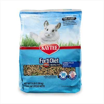 Kaytee Forti-Diet Pro Health Chinchilla Food