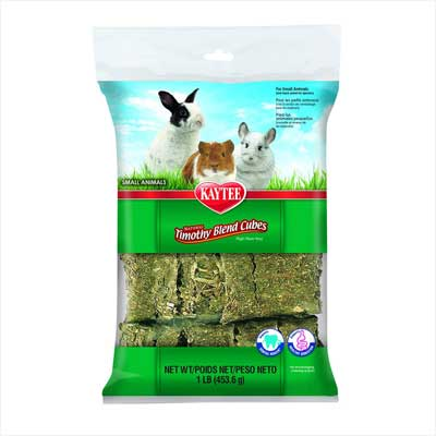Kaytee Natural Timothy Hay Cubes