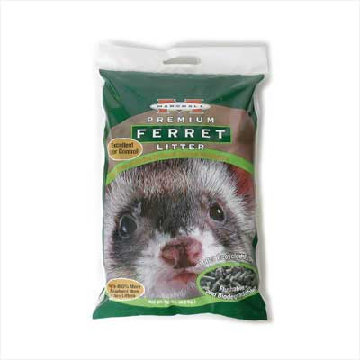Marshall Ferret Litter