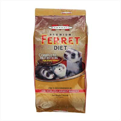 Marshall Premium Ferret Diet