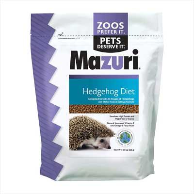 Mazuri Hedgehog Diet
