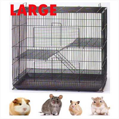 Mcage 3 Levels Animals Cage