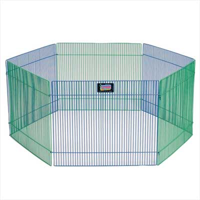 Midwest Small Pet Playpen