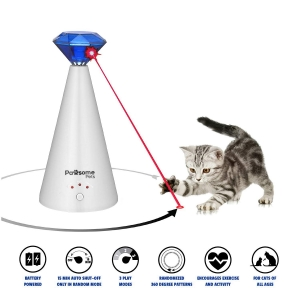 Pawsome Pets Automatic Cat Laser Toy