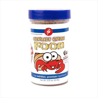 Pisces Pros Variety Hermit Crab Food