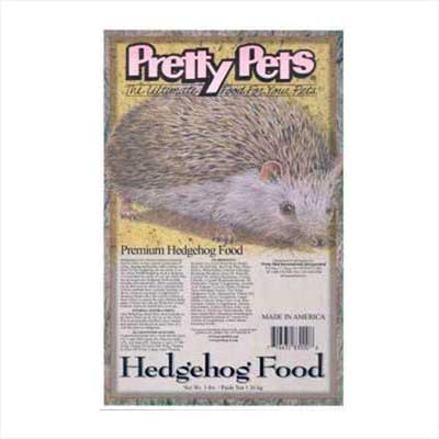 Pretty Pets Premium Hedgehog Food