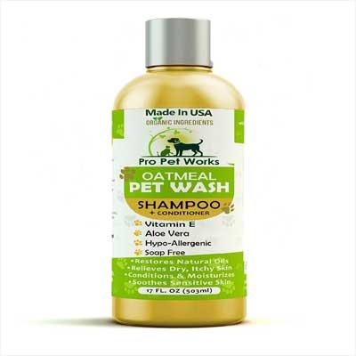 Pro Pet Works Oatmeal Pet Wash