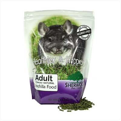 Sherwood Pet Health Chinchilla Food