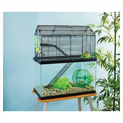 Small Animal High Rise Tank Topper