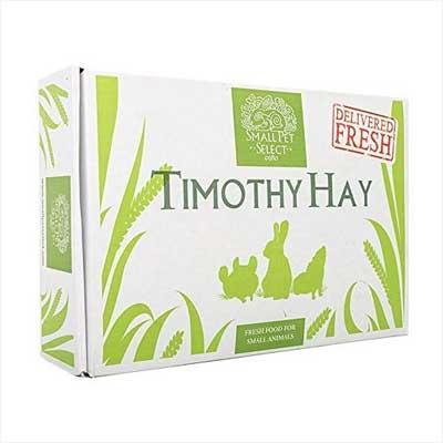 Small Pet Select Timothy Hay Pet Food