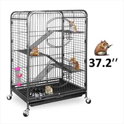 Super Deal 37inch Ferret Cage