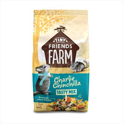 Supreme Petfoods Tiny Charlie Chinchilla Food