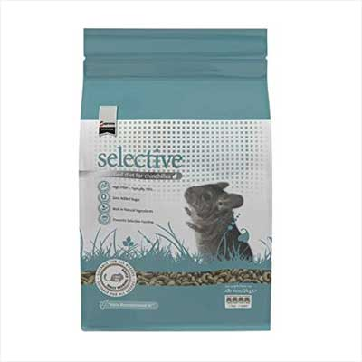 SupremePetfoods Science Selective Chinchilla Food