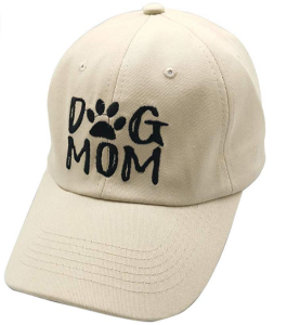Waldeal Embroidered Women Dog Mom Denim Dad