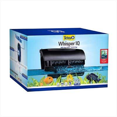 Whisper IQ Power Filter for Aquariums