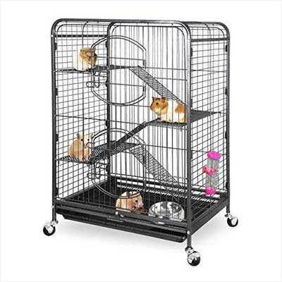 ZENY 37inch Ferret Cage 4 levels
