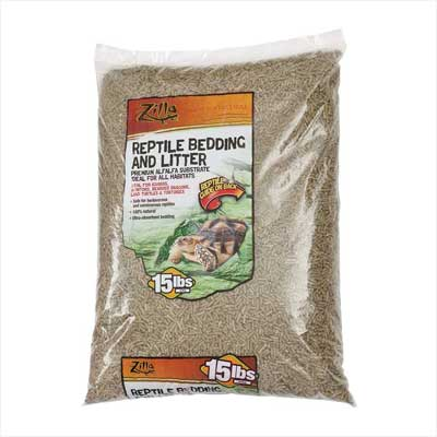 Zilla Reptile Bedding and Litter