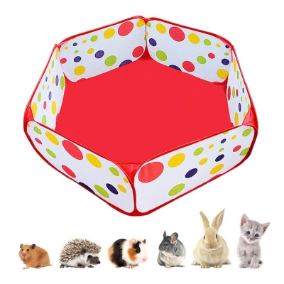Amakunft Portable Small Animals Playpen