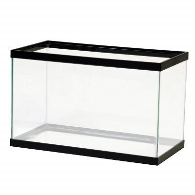 Aqueon 10 Gallon Black Aquarium