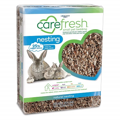 Carefresh Custom Rabbit,Guinea Pig Pet Bedding