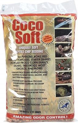 Carib Sea Coco Soft Reptiles Bedding