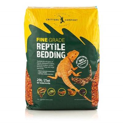 Critters Comfort Fine Grade Reptile Bedding