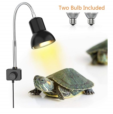 DADYPET 25W Reptile Heat Lamp