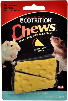 Ecotrition Cheese Chews