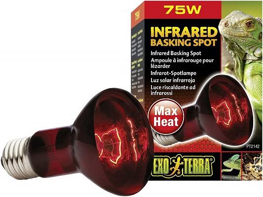 Exo Terra Heat-Glo Infrared Spot Lamp