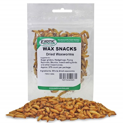 Exotic Nutrition Wax Snax