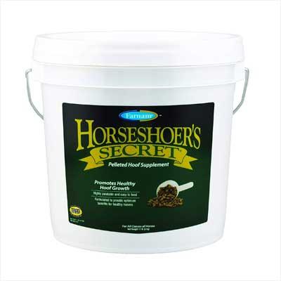 Farnam Horseshoer's Secret Pelleted Hoof Supplement