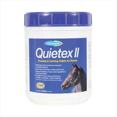 Farnam Quietx II Focusing Calming Horses