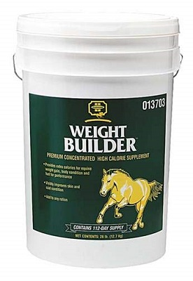Farnam Weight Builder Premium Concentrated Feed Supplement