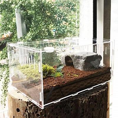 FidgetGear Reptile Cage Breeding Box