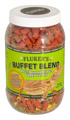 Fluker's Buffet Blend Adult Veggie Variety