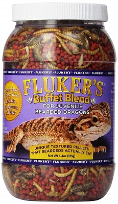 Fluker's Juvenile Buffet Blend