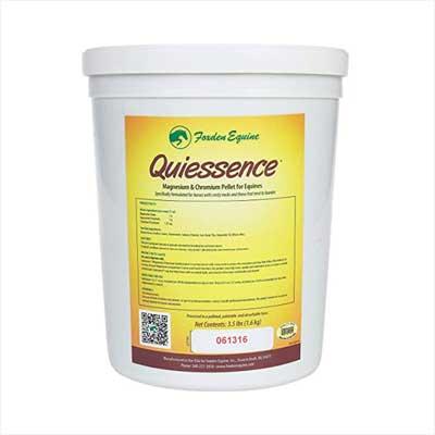 Foxden Equine Quiessence Horses Muscle Supplement